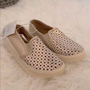 Girls Cat & Jack Slip on Shoes